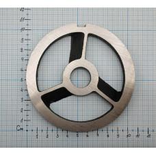 Нож подрезной МИМ-600.01.003 без бурта
