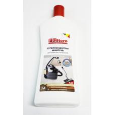 Шампунь Filtero для моющих пылесосов. Суперконцентрат, 500мл. арт. 801
