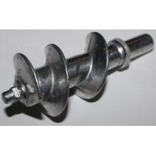 Шнек для мясорубки Elenberg EL004, TWG000616, PS002, 9999990044 L=119,5мм. 8х8 мм