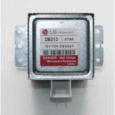 Магнетрон для СВЧ  LG, Daewoo 700W, MCW358LG, 2M213-01TAG, зам. 2M226-01, M246-050GF, 2M24FA-410A, 2M218 JF, 2M213-01GKH