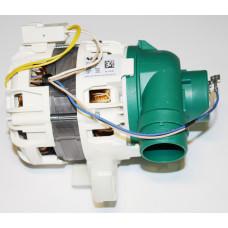 Циркуляционный насос NIDEC EB085D25/2T посудомоечных машин Electrolux (Электролюкс), Zanussi (Занусси), AEG (АЕГ) 140000397020, 140000696017,1113171027,1113171050,1113171043