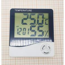 2-4-4   T526 Термометр-гигрометр Орбита HTC-1