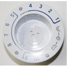 Лимб ручки переключения программ стиральной машины Indesit (Индезит) C00116590, зам. 111091