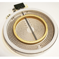 Конфорка двухзонная для стеклокерамических плит HiLight D200/125mm, 1700/700W C00377912, 481281718742