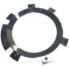 Рамка люка средняя для стиральных машин Bosch, Siemens 11012163