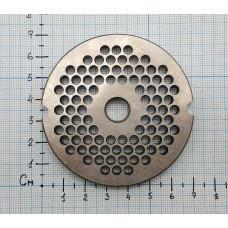 Решетка 4.5 мм к мясорубке TJ12 - 12.004.5, TJ120045
