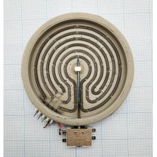 Конфорка пирокерамическая для стеклокерамических плит и варочных поверхностей диаметр: 200мм Мощность: 1700w 230v COK154RU зам: 040002