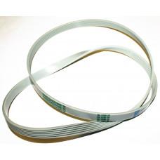 Ремень для стиральной машины 1280 J6 Electrolux/Zanussi/AEG 481281728296, зам. WN269, BLJ506UN, AV0955, 1.11.029.24