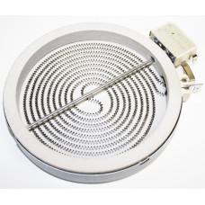 Конфорка для стеклокерамических плит, универсальная D-165мм, 1200W C00327340, 481231018887, зам. 480121101514, 481925998586,481225998314, 3740635010, 3740635218,COK057UN