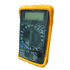 Мультиметр цифровой MD838P в защите. T175