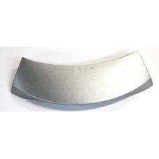 Ручка люка стиральных машин Vestel (Вестел), серебристая 21002317, 42007859, DHL051